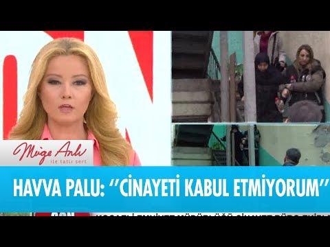 Havva Palu: ''Biz bir şey yapmadık!'' - Müge Anlı ile Tatlı Sert 9 Ocak 2019