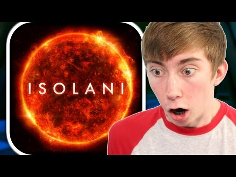 ISOLANI (iPhone Gameplay Video)