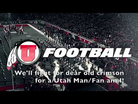 Utah Man Am I - Utah Utes Fight Song