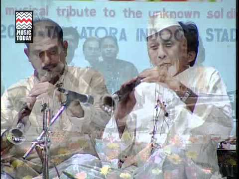 Amjad Ali Khan and Bismillah Khan Duet 3/ 4