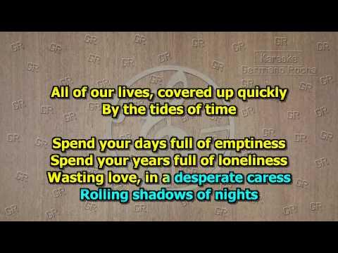 Iron Maiden - Wasting Love (Karaoke)