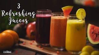 3 Refreshing and Healthy Summer Drinks