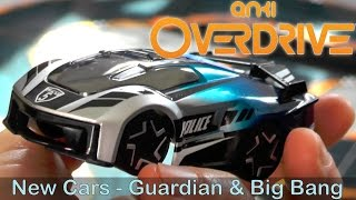 Anki Overdrive - Every Car & Weapon - BigBang, Guardian