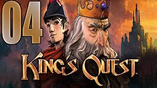 King's Quest - Chapter 1: A Knight to Remember - Walkthrough Part 4  Gameplay - No Commentary
