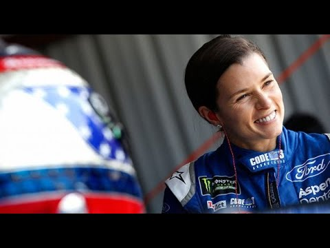 is danica dating ricky stenhouse