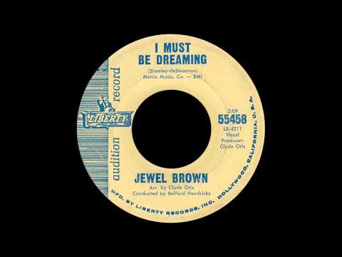 Jewel Brown - I Must Be Dreaming