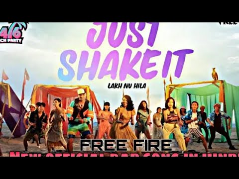 Free Fire Latest Song Hindi || ft. Tiger Shroff And Nora Fatehi  etc. || Summer Event