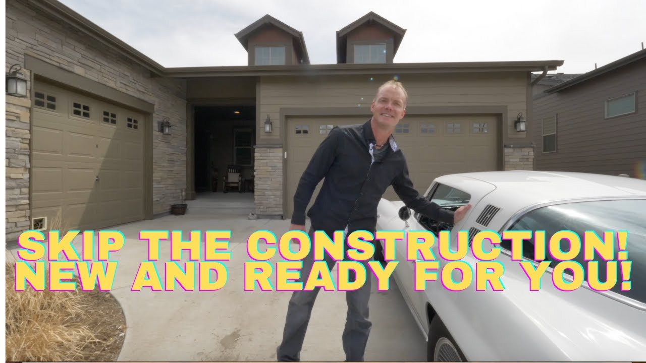 Littleton Colorado New Construction Homes in Sterling Ranch|7901 Piney River Ave Littleton CO 80125