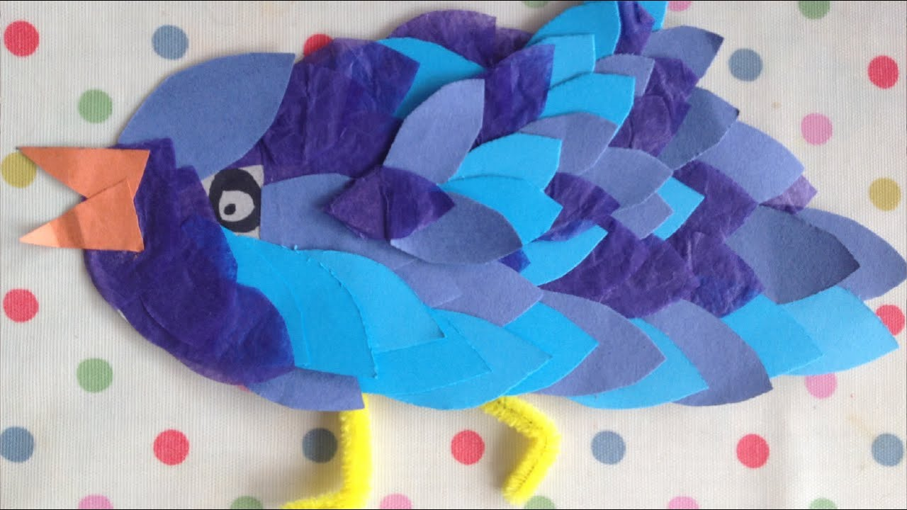Comfortable Paper Plate Bird Craft For Kids Easy And So Cute