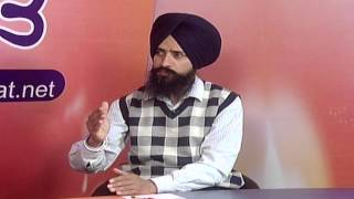 Discussing Contemporary situation of Punjabi Language - Talkshow with Dr. Sewak Singh