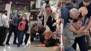 Karen Resists Arrest After Getting Caught Shoplifting + Bonus