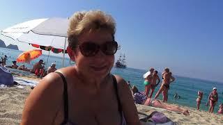 Аланья, Турция: море и погода 1 октября 2019
