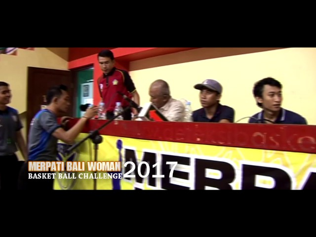 HONDA Merpati Bali Women Basketball Challenge 2017
