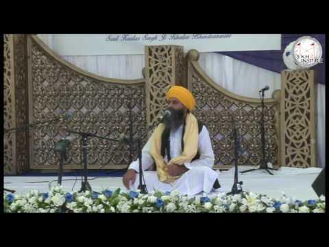 Summer Smagam Day 2 - Giani Gurjinder Singh Damdami Taksal