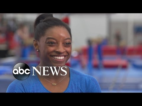 Thumbnail: Gymnast Simone Biles Aims to Make Olympic History