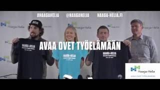 Haaga-Helia. Urheilijasta liike-elämän osaajaksi.