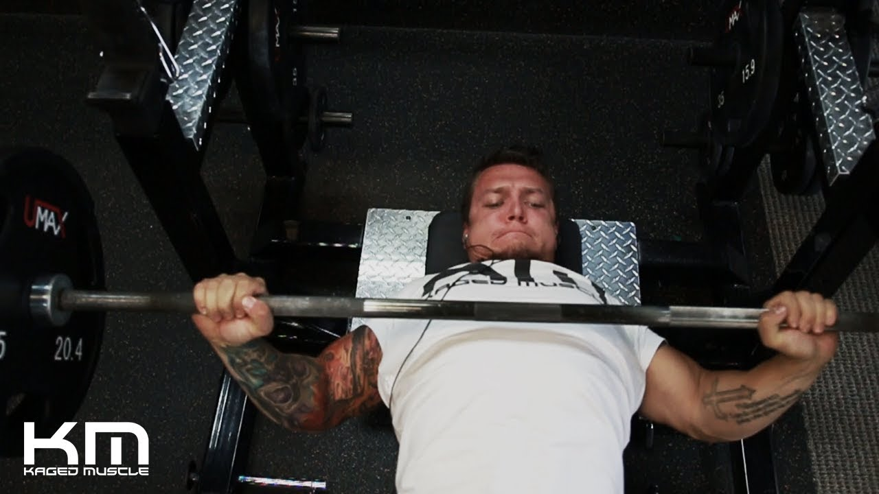 Ways To Improve Your Bench Press Part - 26: 3 Tips To Improve Your Bench Press With Jesse Norris
