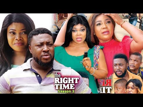 The Right Time Season 3 - 2018 Latest Nigerian Nollywood Movie Full HD