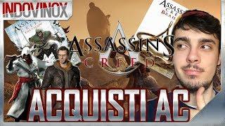 Il Ciclo Di Desmond e Hawk, Brahman, The Chain & T-Shirt Origins | Acquisti Assassin's Creed #7