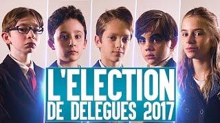 L'élection de délégués 2017
