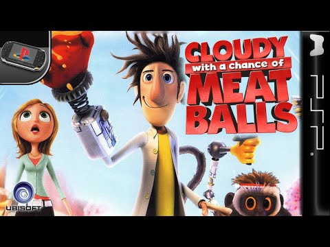 Download Longplay of Cloudy with a Chance of Meatballs