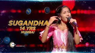 Sugandha's Performance Gives Madhuri Dixit Goosebumps | Sa Re Ga Ma Lil Champs | Grand Premiere