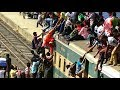 Bangladesh Railways 2017 – Unseen video Footage Compilation (55 Clips)