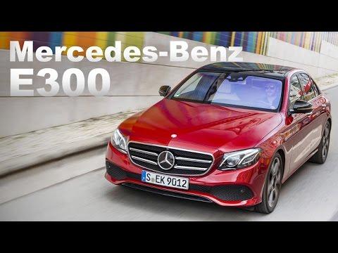 近乎完美!Mercedes-Benz E300   海外試駕