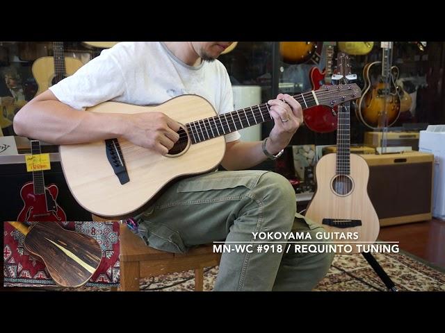 Yokoyama Guitars MN-WH Proto Type / MN-WC #918