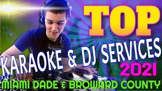 DJ Karaoke Services