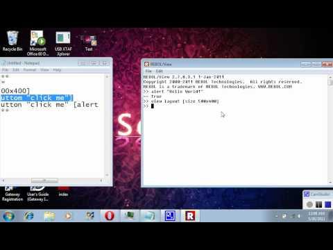 Rebol Computer Programming