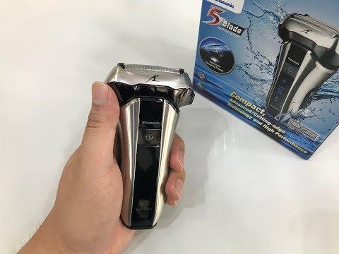 파나소닉 람대쉬 전기면도기 ES-CV50 개봉기 (Panasonic lamdash rechargeable shaver