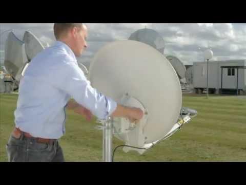 Installation video of KA-SAT 9° East