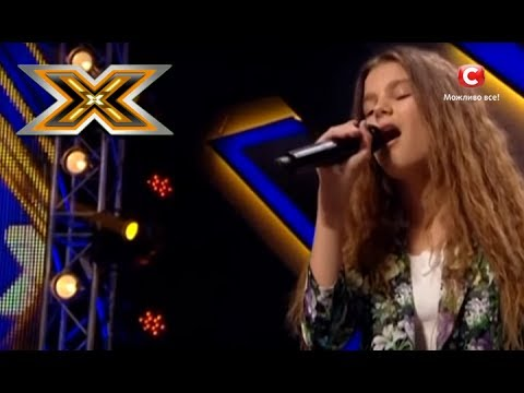 Alyosha - Sweet People (cover Version) - The X Factor - TOP 100