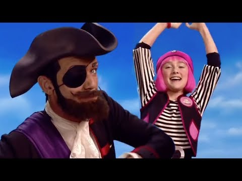 Lazy Town I Music Video and Songs MegaMix!