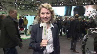 Agritechnica 2019, Tag 1: Fendt 900 Vario und Fendt Mähwerk Slicer FQ