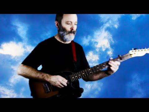 O Jerusalem - An Ambient Guitar Meditation (Strymon Riverside DIG Neunaber Expanse Immerse)