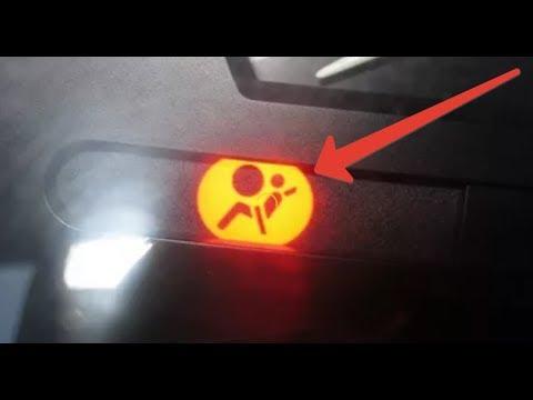 Как убрать ошибку airbag