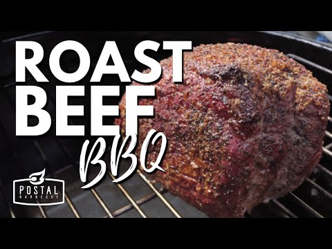 How To Cook Roast Beef On The Grill