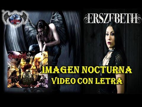 Imagen nocturna - Erszebeth (con letra) álbum La Condesa inmortal