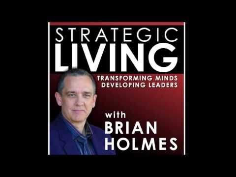 Strategic Living w/ Brian Holmes - 'Finding Your Voice': An Interview with Joel Boggess