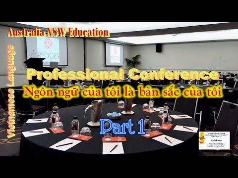 NSW Vietnamese Teachers Conference - Part 1