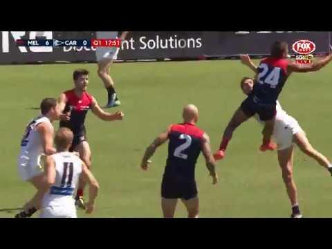 JLT Community Series Highlights: Melbourne v Carlton