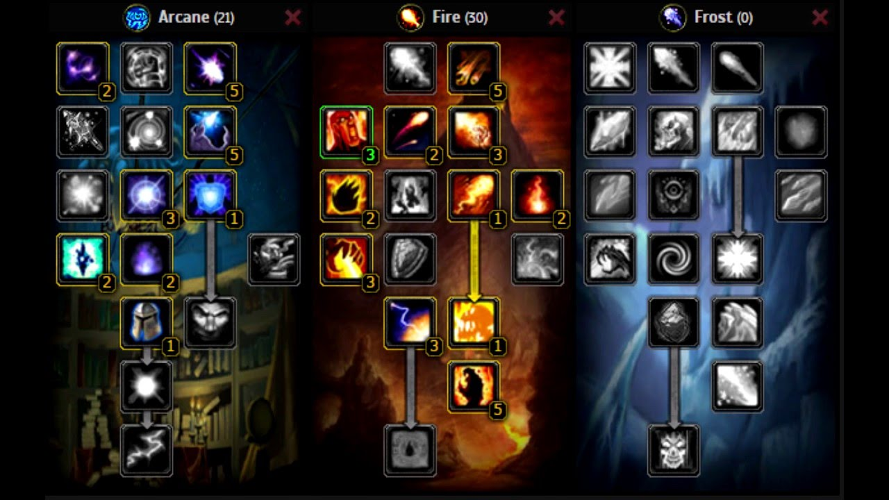 Wow classic mage pve