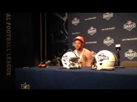Cody Latimer Highlights Interview Denver Broncos NFL Draft