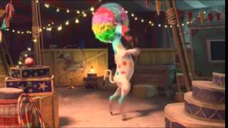 Мадагаскар 3 Зебра Марти угарно танцует