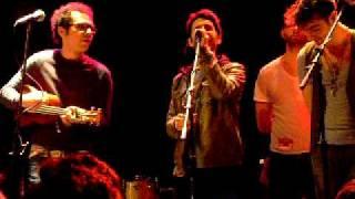 "Ian Axel - ""Pacific Sun"" live @ Bowery Ballroom"