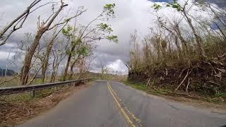One Month Post-Irma: Cruz Bay to Ajax Peak
