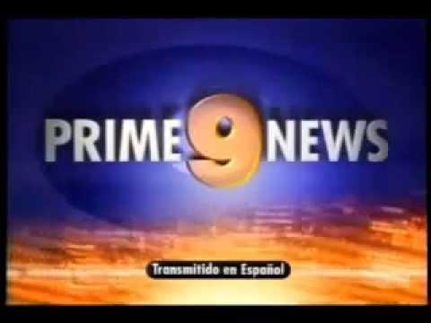 KCAL-TV news opens