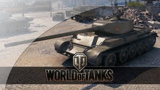 Frontline - nouveau mode de World of Tanks